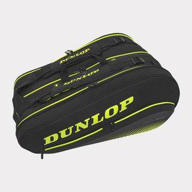 Dunlop D SX Performance 12 Rkt Thermo Bag Black/Yellow