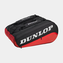 Dunlop D CX Performance 12 Rkt Thermo Bag Black/Red