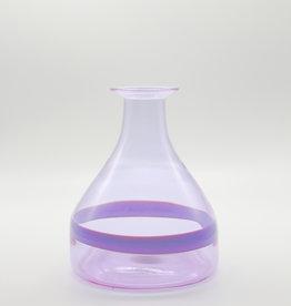Quinn Harmon Purple Stripe Vase