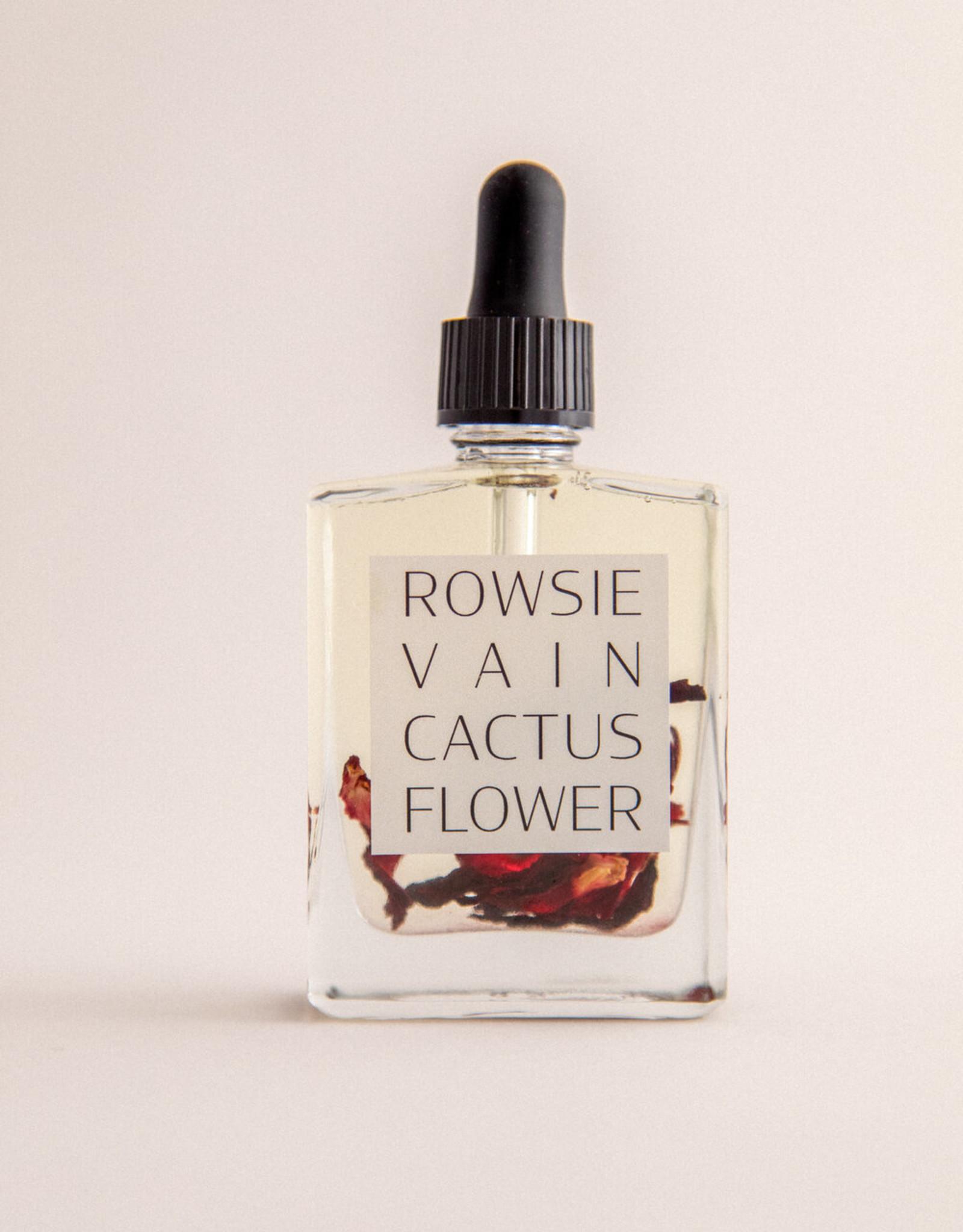 Rowsie Vain 2oz Cactus Flower Perfume No. 7