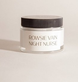 Rowsie Vain Night Nurse Moisturizer