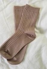 Le Bon Shoppe Her Socks Lurex