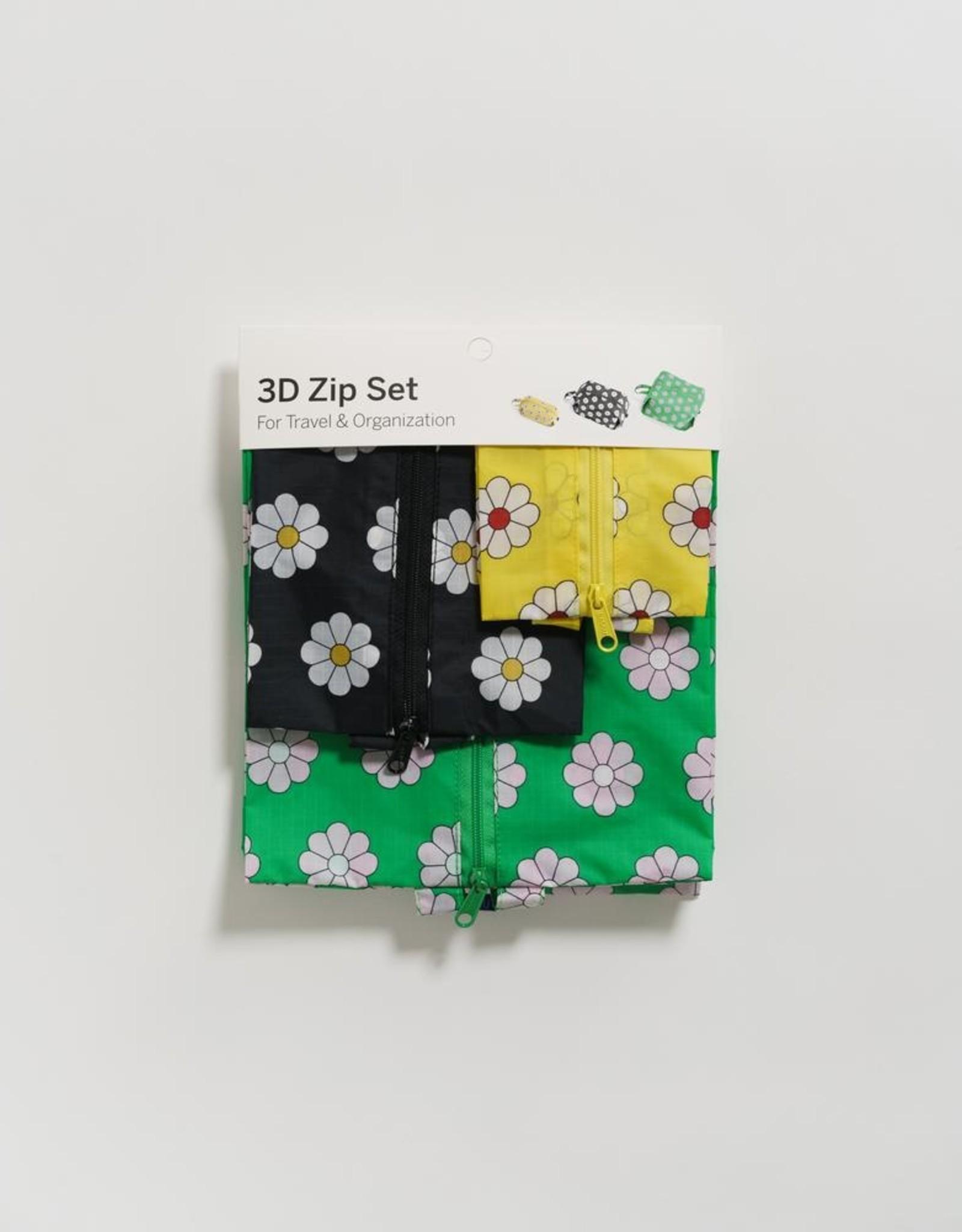 Baggu 3D Zip Set