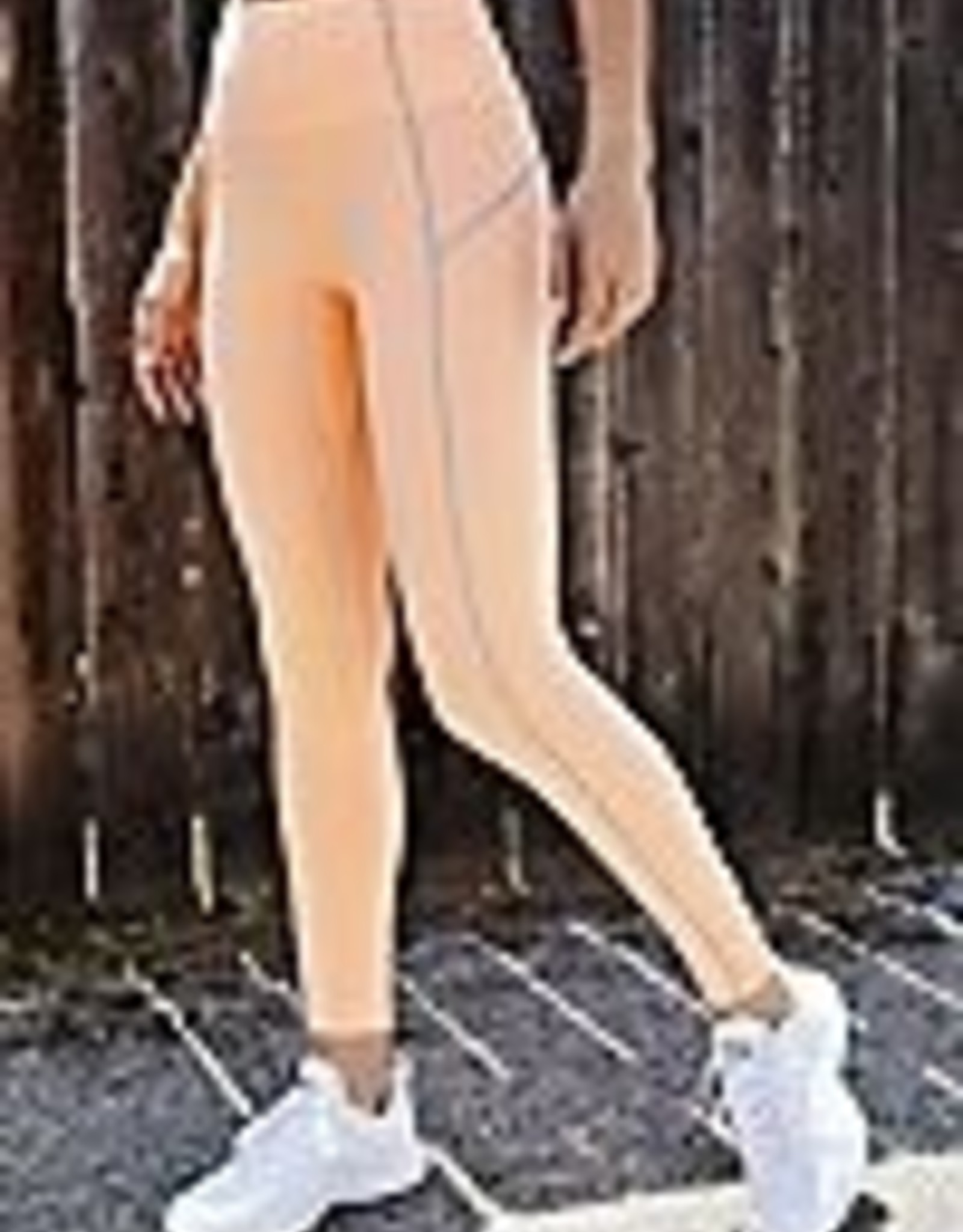 Free People OB829476 You're A Peach Legging