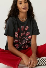 Daydreamer CB300ROL709 Rolling Stones Spiral Tongue Weekend Tee