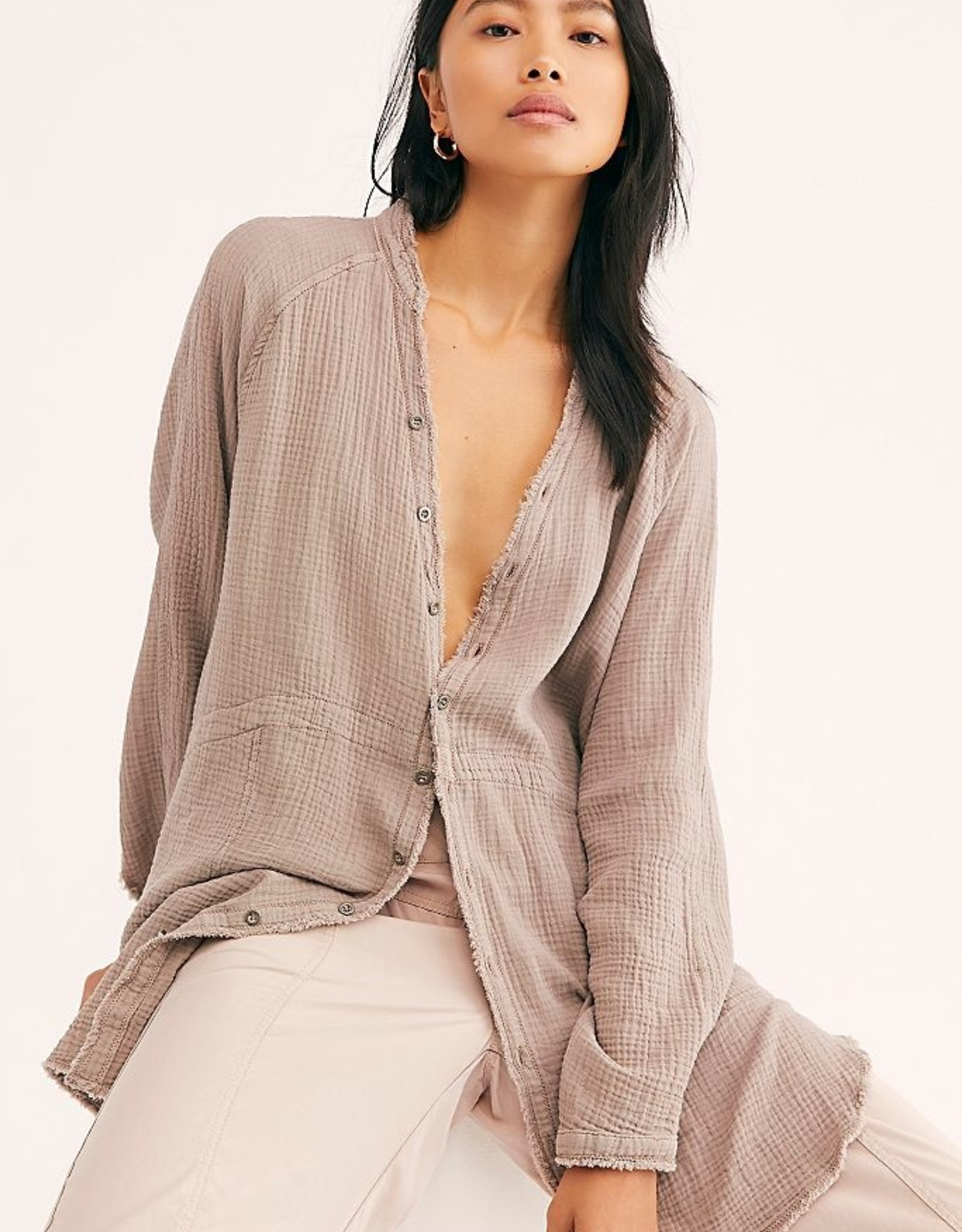 Free People OB979741 Summer Daydream Top