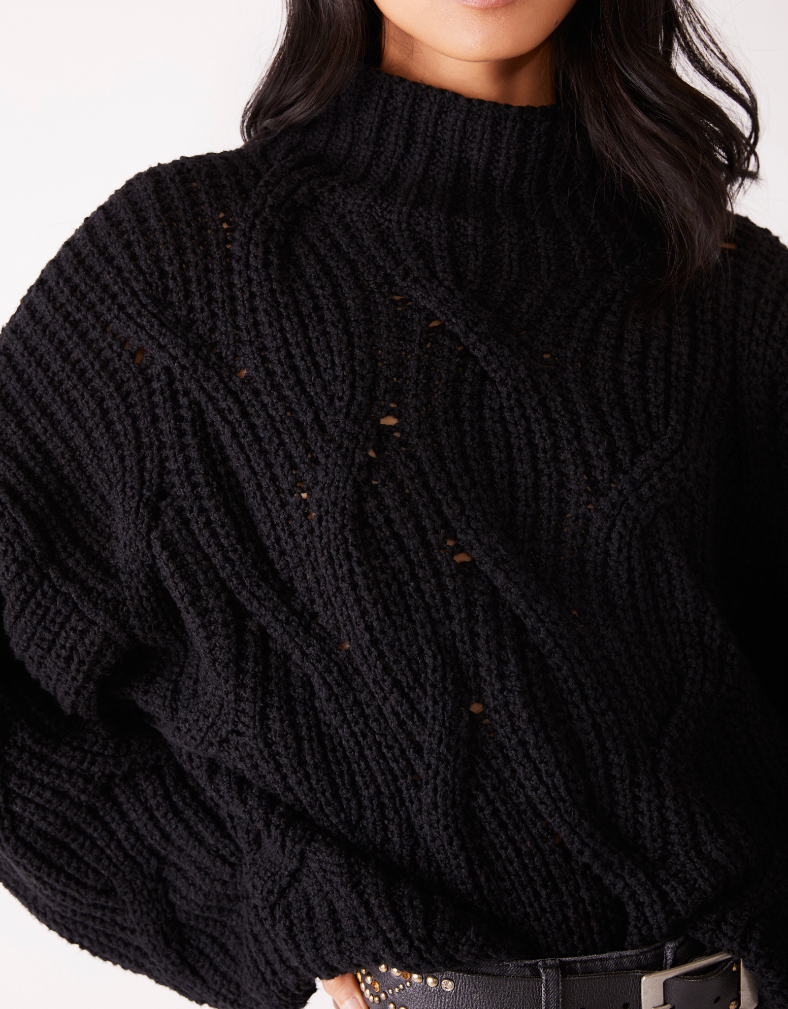 Free People OB1141363 Seasons Change Sweater