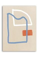 moglea NOT139W Weekly Cloth Book