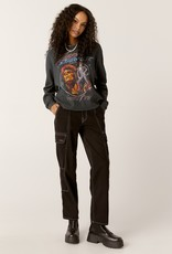 Daydreamer Ziggy Stardust Cropped Thermal