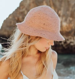 Brunna Co NALA Jute Sun Straw Hat