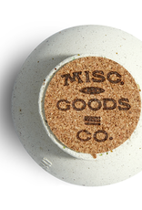 Misc Goods Co. White Terrazzo Incense Holder