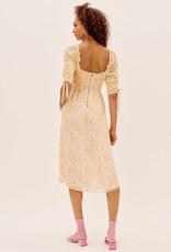 For Love and Lemon Eden Midi Dress