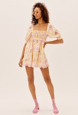 For Love and Lemon Claire Mini Dress