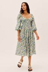 For Love and Lemon Bridget Midi Dress