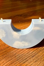 Candle Ghoul Cloudy Arch Candle