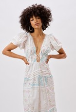 For Love and Lemon Shea Midi Dress