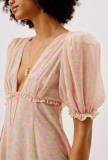 For Love and Lemon CD2371 Laureen Midi Dress