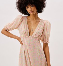 For Love and Lemon Laureen Midi Dress