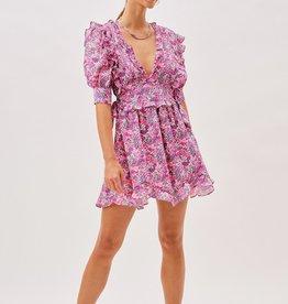 For Love and Lemon Katarina Mini Dress