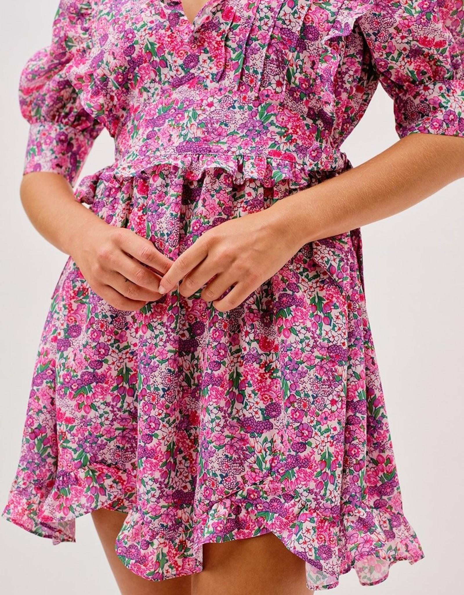 For Love and Lemon CD2383 Katarina Mini Dress