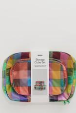 Baggu Storage Cube Set
