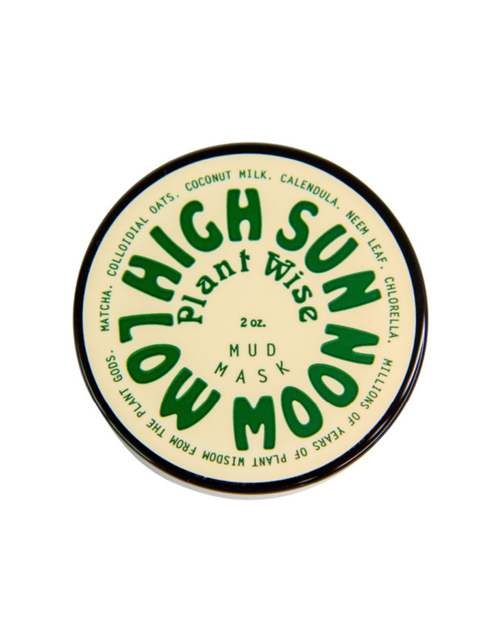 High Sun Low Moon Plant Wise Mud Mask
