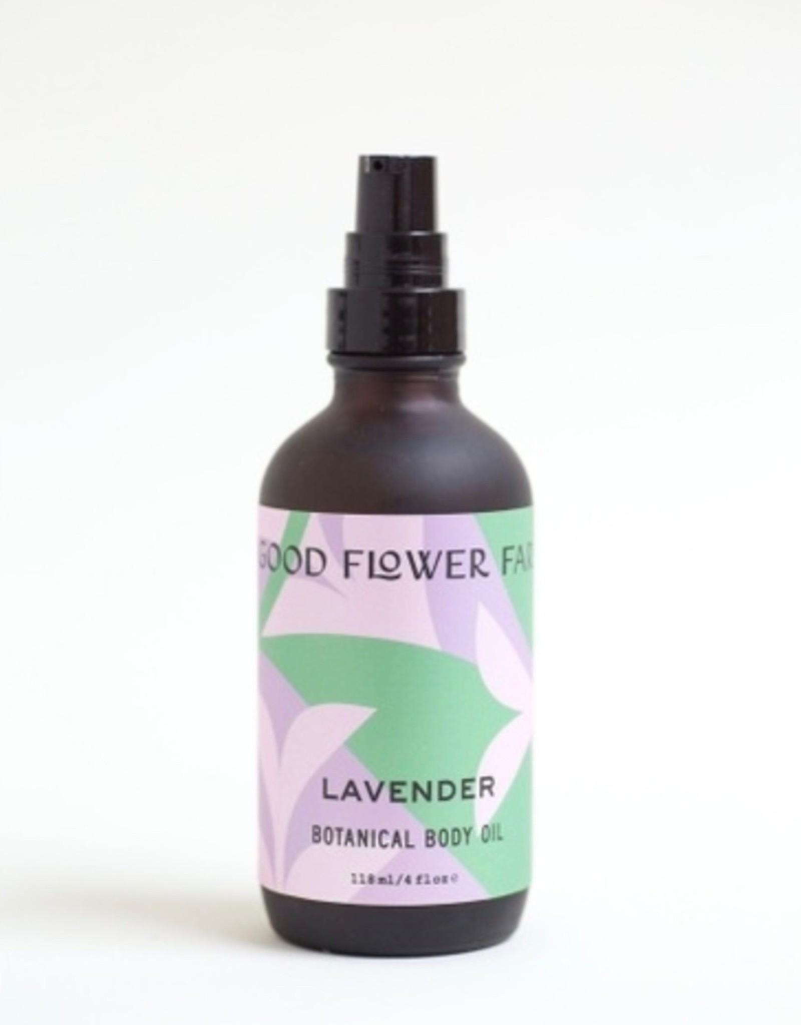Good Flower Farm Good Flower Farm Lavender Body Oil