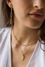 Amano Studio Paperclip Chain Earrings