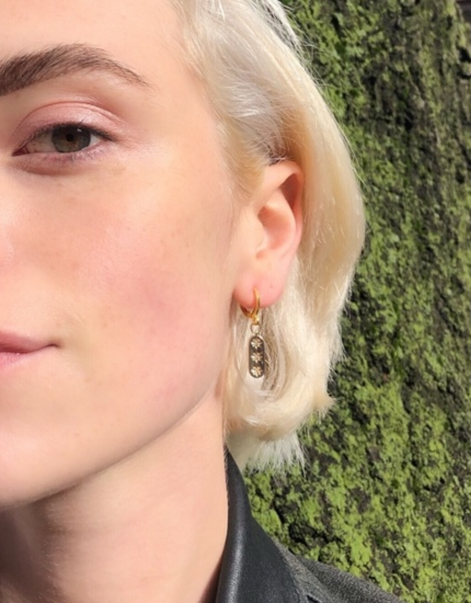 SiiZU SZ4 Trio Stell Earrings