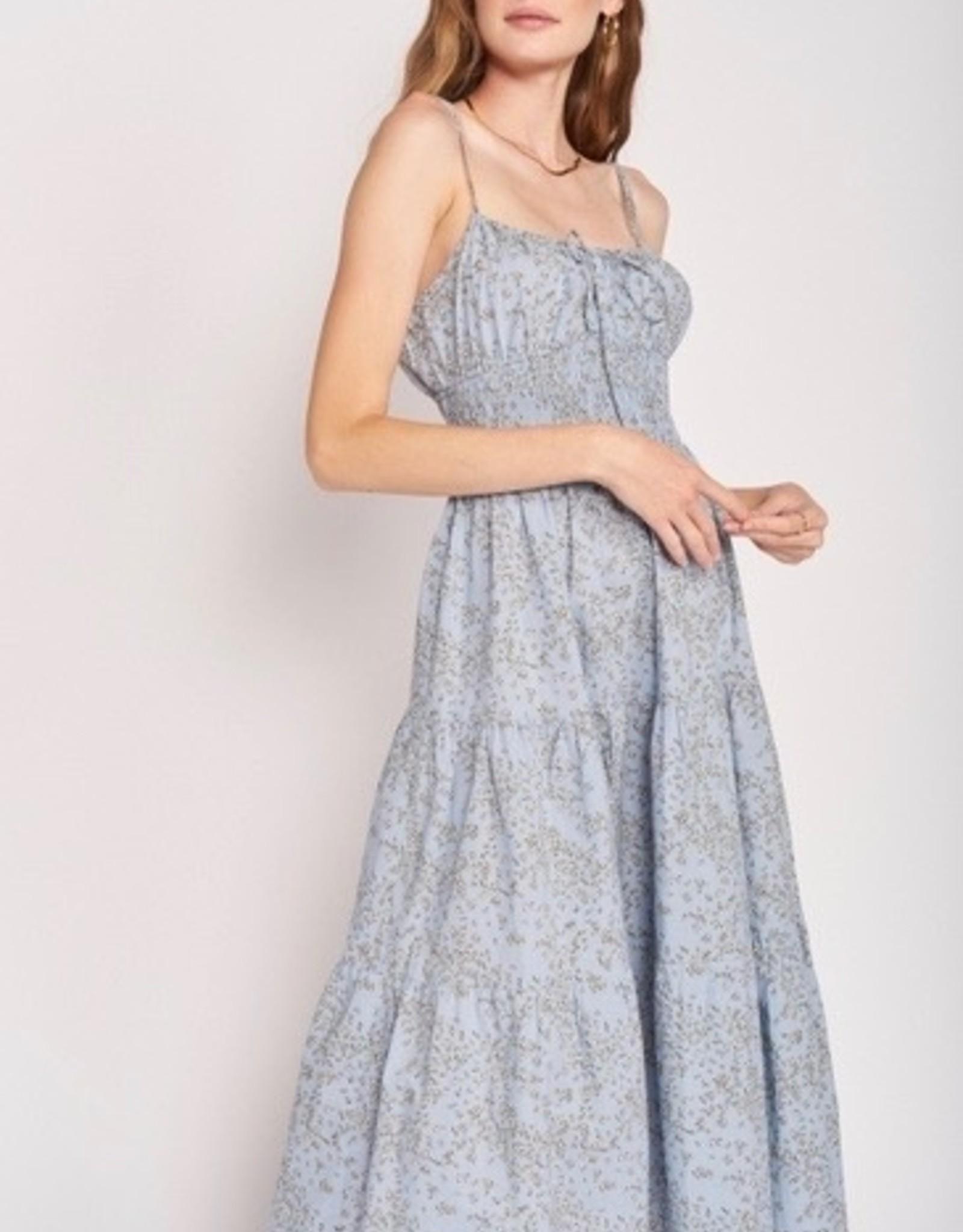 Emory Park IMC6573D Spaghetti Strap Midi Dress