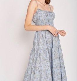 Emory Park Spaghetti Strap Midi Dress