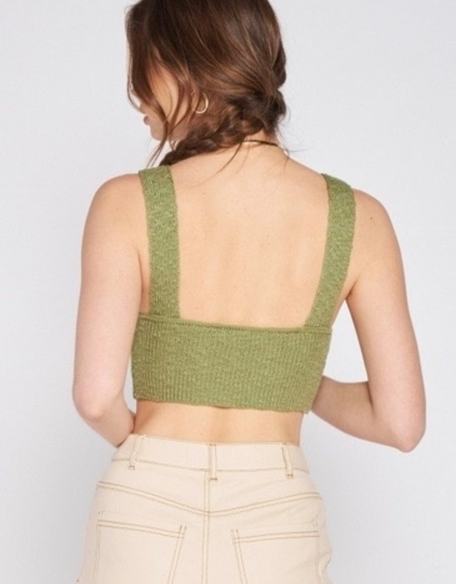 Emory Park IMC6735T Sweater Knit Crop