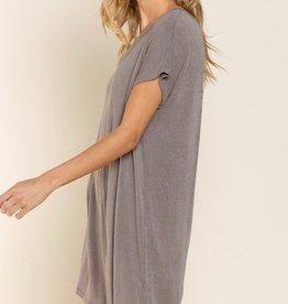 Pol Clothing T-shirt Dress