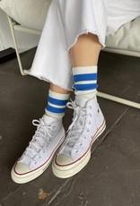 Le Bon Shoppe Grandpa Varsity Socks