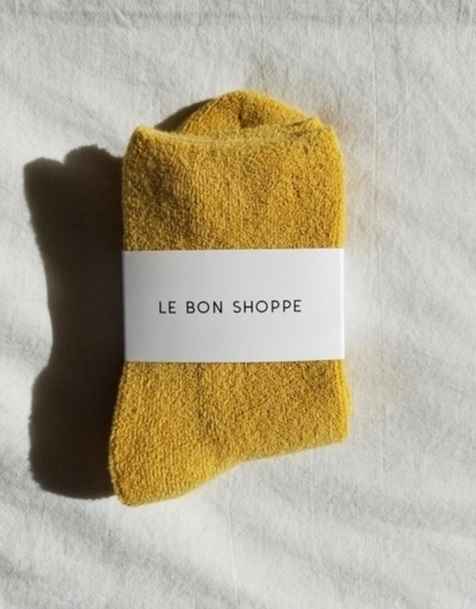 Le Bon Shoppe Cloud Socks