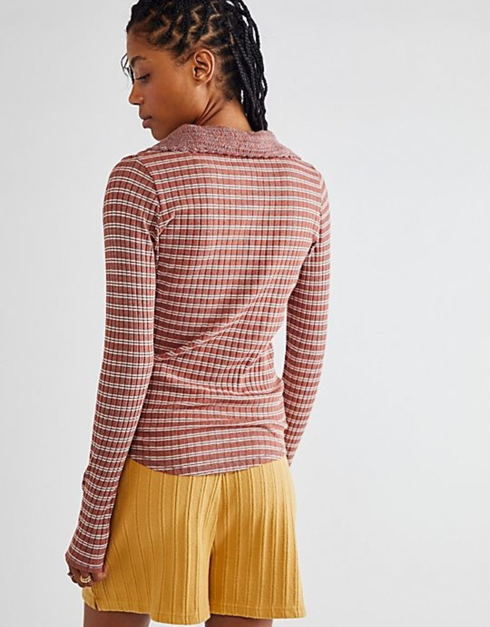 Free People OB1344757 Delilah Top
