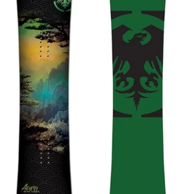 Never Summer womens aurora snowboard