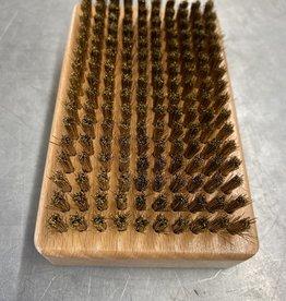 vola Brass brush 2.8 x 4.6 inches
