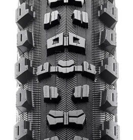 Maxxis Maxxis Aggressor Tire - 29 x 2.3, Folding, Tubeless, Black, Dual, EXO