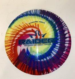 Dynamic Discs Dynamic Disc  Raider Lucid MYDYE 174g13/5/-0.5/3