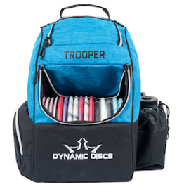 Dynamic Discs Dynamic Trooper bag - Heather Blue