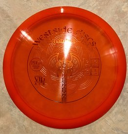 Westside Discs Westside Hatchet vip air 154g  orange9/6/-2/1