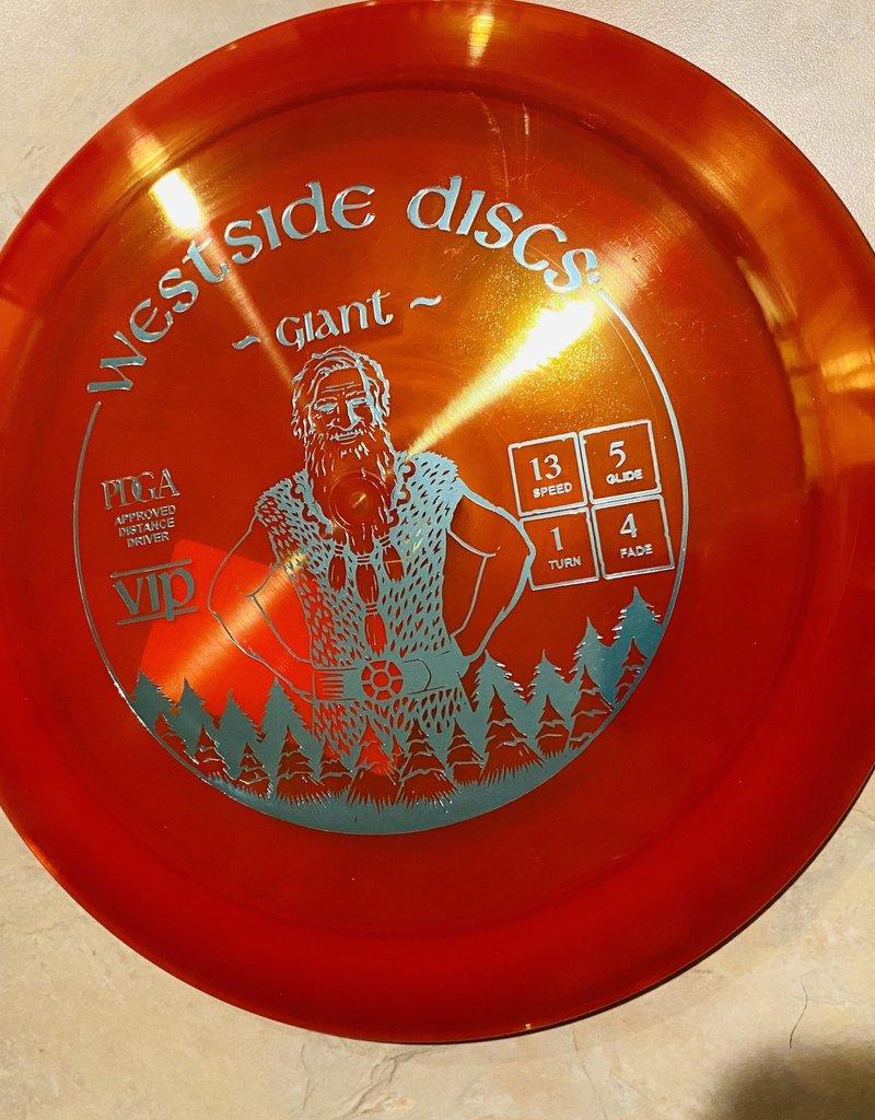 Westside Discs Westside Giant Vip  170g 13/5/1/4