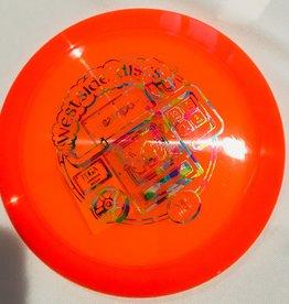 Westside Discs Westside Sampo vip  orange 168g 10/5/0/2