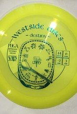 Westside Discs Westside Destiny VIP 165g 14/6/-2/3