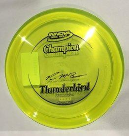 Innova Innova Thunderbird champion  Paul McBeth yellow  171g 9/5/0/2