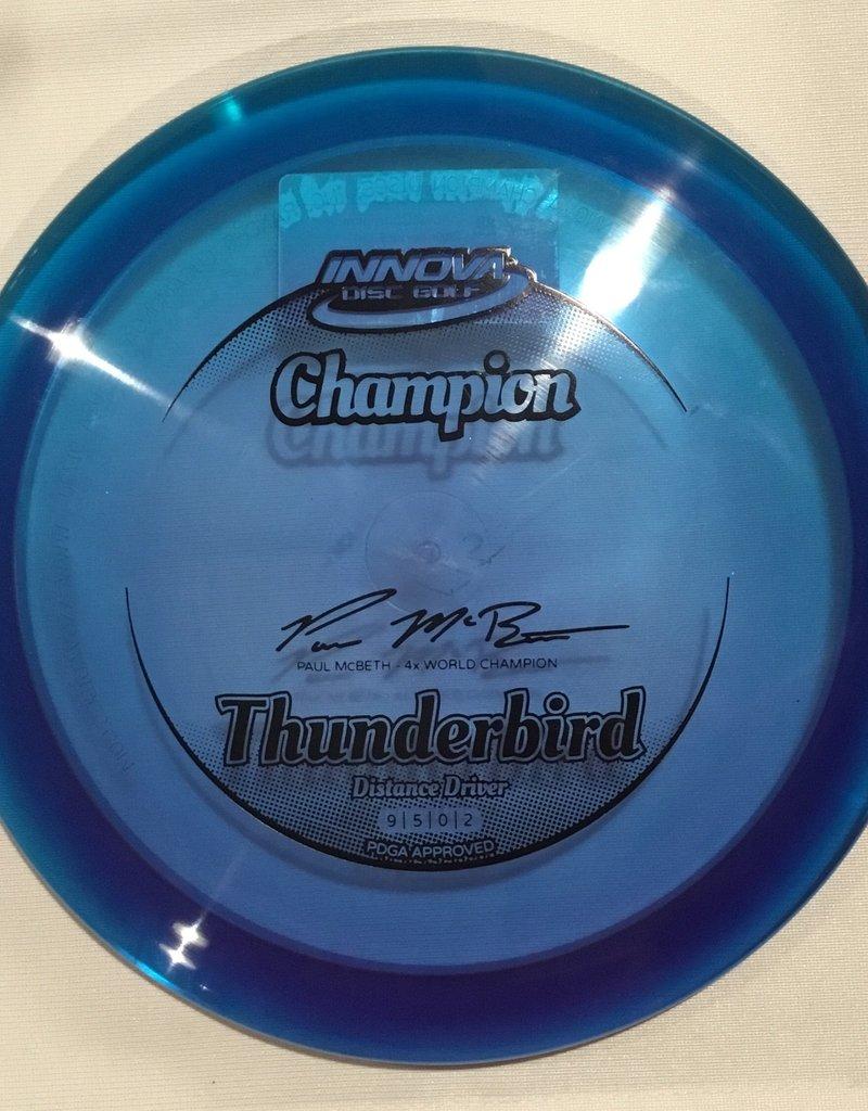 Innova Innova Thunderbird Champion Paul McBeth 175g 9/5/0/2