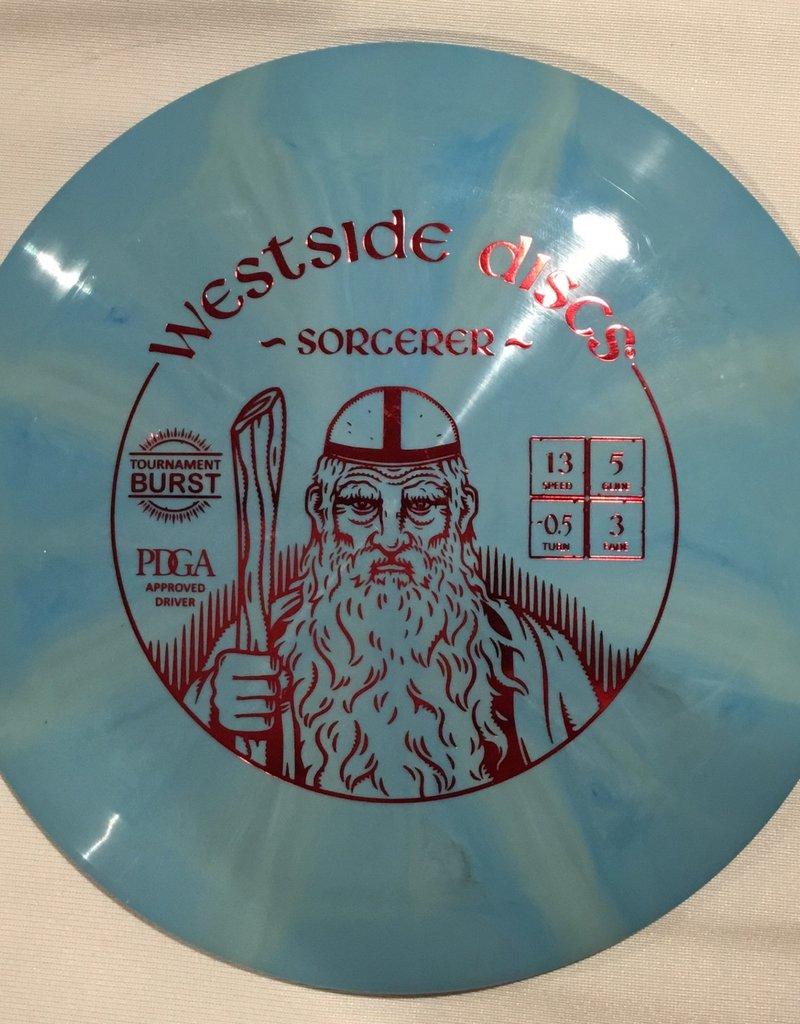 Innova Westside Sorcerer Tournament Burst 173g 13/5/-0.5/3