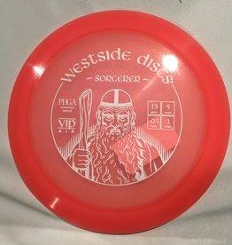 Westside Discs Westside Sorcerer VIP Air 157g 13/5/-0.5/3 light orange
