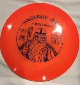 Westside Discs Westside Sorcerer VIP Air 157g 13/5/-0.5/3 orange